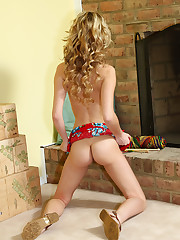 Sara Jaymes Stuffing Multiple Toys - 4/19/2011