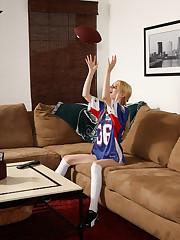 Football Fan Kennedy with 2 Vibrators - 3/4/2010