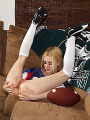 Football Fan Kennedy with 2 Vibrators - 3/4/2010