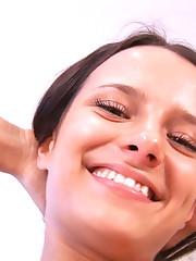 :: 18CloseUp.com ::  Isabella's Strong Clit Orgasm Close Up!