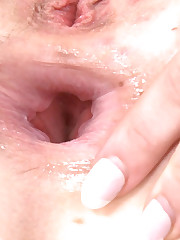 :: 18CloseUp.com ::  Amazing Lola Shows an Inside View of her Rectum