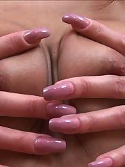 18closeup.com: 18 Year Old Tatiana Strips #Panties #Pussy #Spread