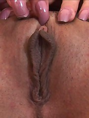 18closeup.com: Tatiana's Pussy Muscles Contracting of Pleasure! #Pussy #Asshole #Muscles