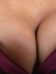 18closeup.com: Cindy's Upskirts and Boobs Inspection! #Upskirt #Boobs #Tease