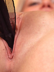 :: 18CloseUp.com ::  Maria Stuffing her Wet Pussy With her Panties