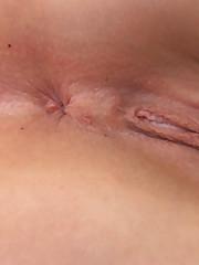:: 18CloseUp.com ::  Kylie Gapes her Vagina for Some