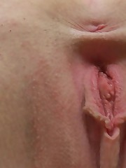 18closeup.com: Shirley Spreads her Pussy and Asshole #Asshole #Pussy #Gape