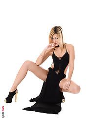 Lola Reve Body High-quality  High Heels  Porn Star  Shaved  Skinny  Skirts  Tiny Tits