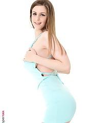 Stella Cox Big Boobs  High Heels  Shaved