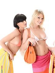 Lucy Heart erotic girls fix up