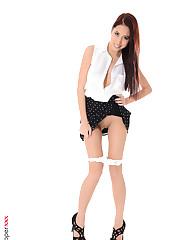 Paula Shy erotic walpaper