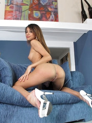Veronica Rodriguez wet vagina