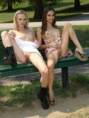 Faye Runaway & Isabella: Indecent Exposure - 10/27/2009