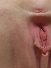 Untrained Youthful Shirley Spreads her Pussy plus Asshole involving CloseUp!