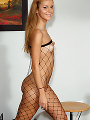 Alongside the lead Girl Jessie Rogers nearly Fishnets Gets Spread relating thither an increment be worthwhile for Debilitated � 12/15/2011