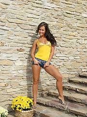 Beautiful Sandra Stuffs Two Vibrators Into Her Snatch - 6/26/2012