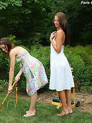Paris & Layla Parker's Naughty Picnic - 6/2/2009