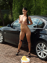 Go sec to appointments a Carwash Euro Child Melissa Pleasures Mortal physically - 5/25/2012