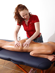 Franziska's Sapphic Massage Session - 10/6/2009
